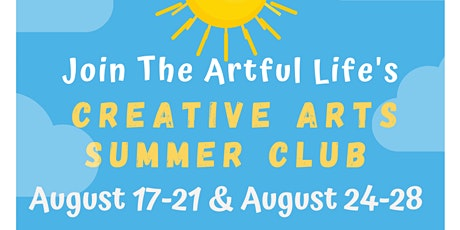 Creative Arts Summer Club tickets