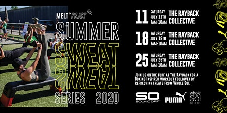 2nd Annual Summer Sweat Series tickets
