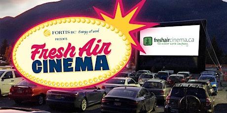 FortisBC presents FreshAirCinema in Kamloops: Jul.04 - Onward (2020) tickets