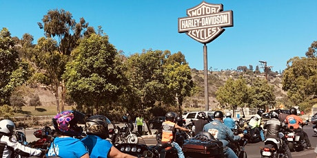 Welcome Ride-San Diego Harley tickets