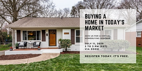 Buying a Home in Today's Market tickets