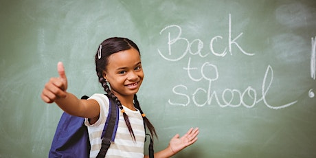 Back to School: Opening Up with Optimism and Connection tickets