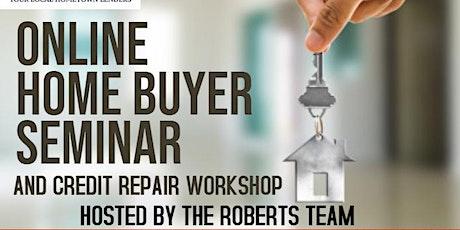 Home Buyer Seminar and Credit Repair Workshop tickets