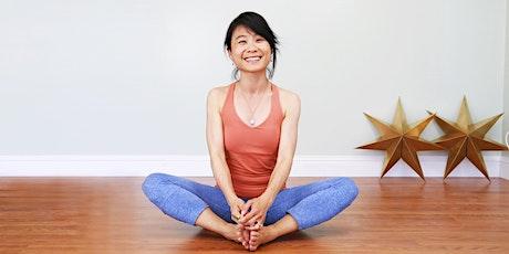 中文瑜伽网课 tickets