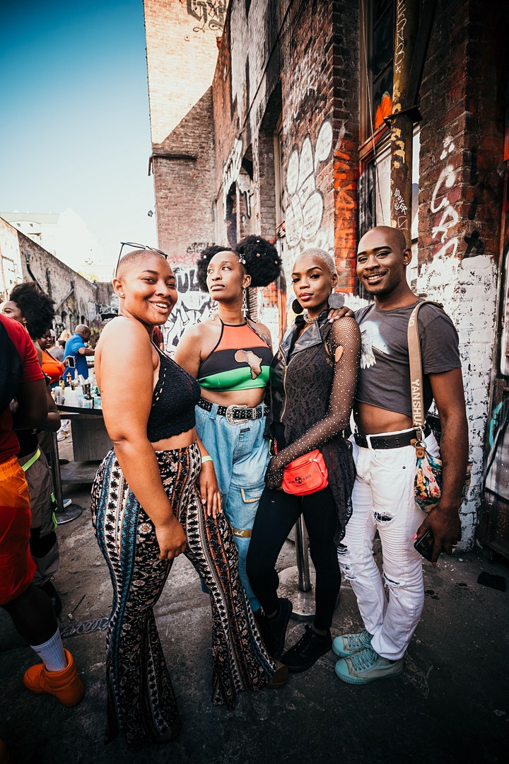 Afro Soca Love : Black Owned Marketplace + Afterparty in Houston image