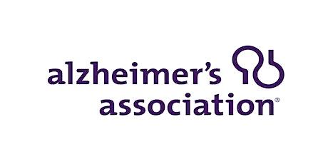 Ten Warning Signs of Alzheimer's tickets