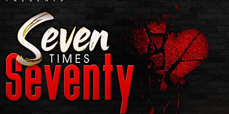 Seven Times Seventy Stage Play - 3pm tickets