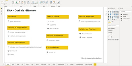Power BI - M & DAX - Formation virtuelle (2 jours) tickets