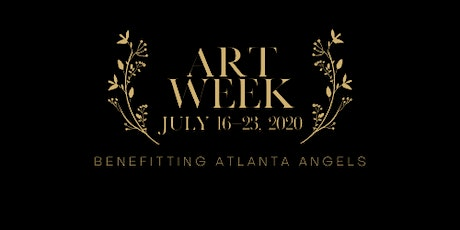 Art Week Silent Auction and Virtual Event tickets
