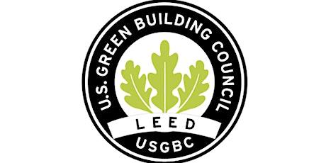 Energy Smart webinar on LEED Credentials for Contractors tickets