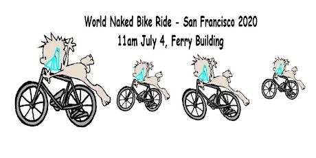 World Naked Bike Ride - San Francisco 2020 tickets