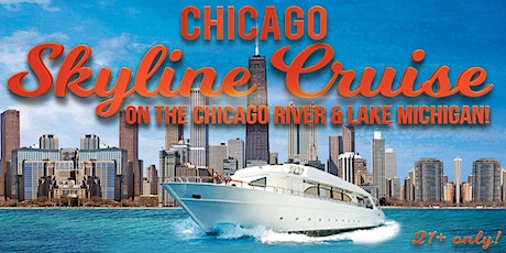 Chicago Skyline Cruise on Chicago River & Lake Michigan (July 18th, 4:30) tickets