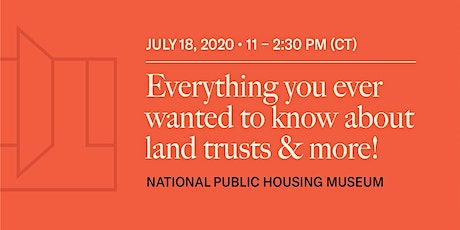 EVERYTHING YOU EVER WANTED TO LEARN ABOUT LAND TRUSTS & MORE! tickets