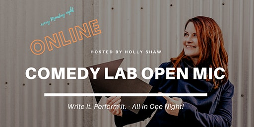 Comedy Lab Open Mic
