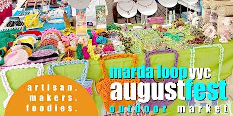 Marda Loop AugustFest Outdoor Market tickets