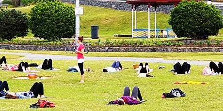 Outdoor YOGA |Saturdays | 10:00am |SALTHILL Park tickets