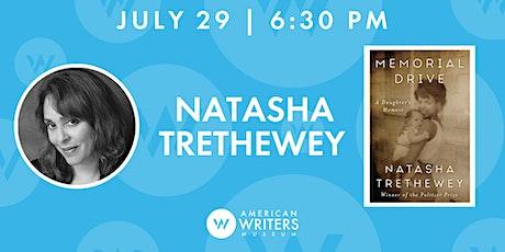 Natasha Trethewey: Memorial Drive tickets