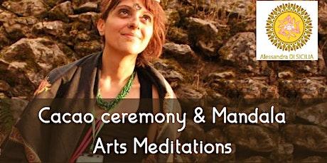 Cacao Ceremony &  Mandala Arts Meditation tickets