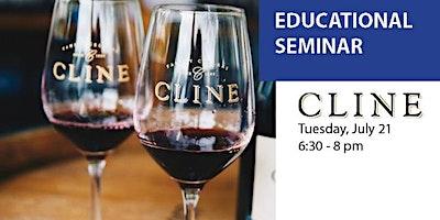 Cline Cellars Educational Seminar