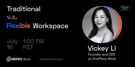 Traditional v.s. Flexible Workspace tickets