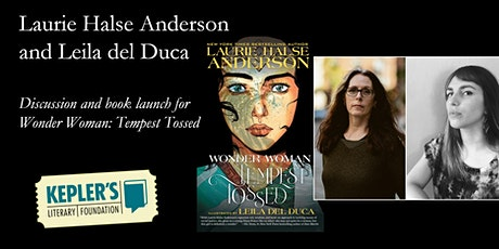 Laurie Halse Anderson and Leila del Duca tickets