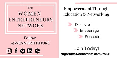 Women Entrepreneurs Network : Networking  Zoom Breakout Sessions tickets