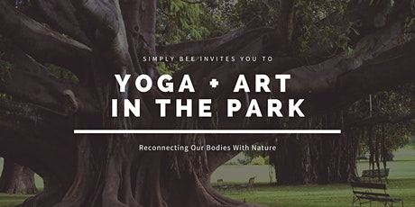 Yoga + Art In The Park (Ages 10+) tickets