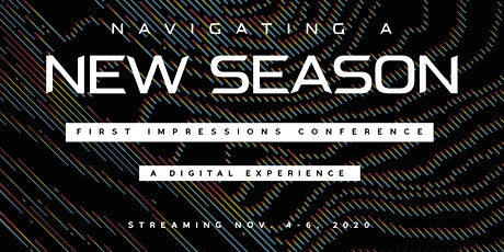 First Impressions Conference 2020 (ONLINE) tickets