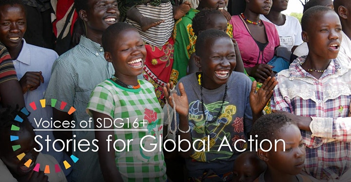 Voices of SDG16+: Local Actions for Global Solutions image