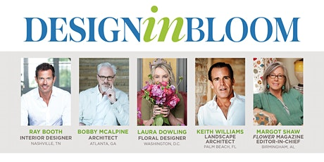 Design in Bloom Houston tickets