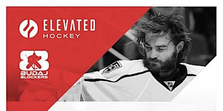 Elevated Hockey Presents Budaj Blockers Goalie Clinic : Missoula, MT tickets