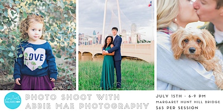 Photo Shoot Series with Abbie Mae Photography tickets