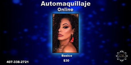 AUTOMAQUILLAJE ONLINE - BASICO tickets