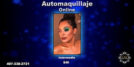 AUTOMAQUILLAJE ONLINE - INTERMEDIO entradas