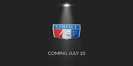 Cobalt R6 Reveal Event tickets