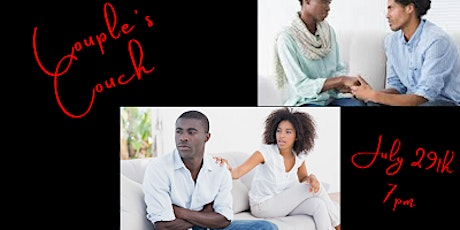 Couple's Couch: I am NOT your Ex tickets