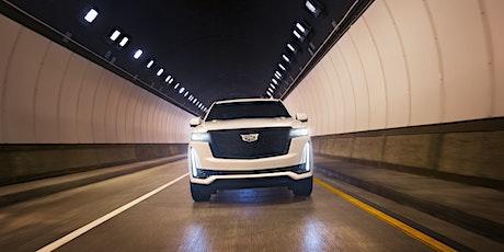 2021 Cadillac Escalade Exclusive Preview billets