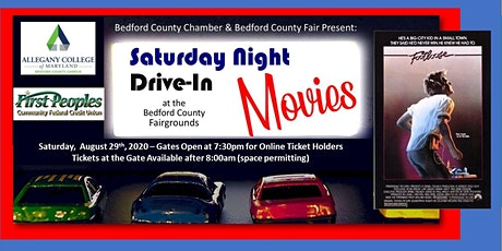 Drive-In Movie: August 29th - Footloose tickets