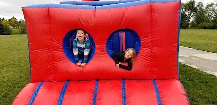 Bakken Inflatable 5K Fundraiser image