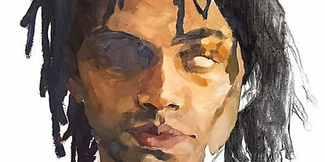 Artists Open Houses Online with Portrait Artist Kelly Frank tickets