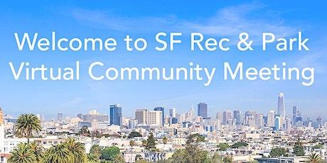 Jackson Playground Virtual Community Meeting  7/16! tickets