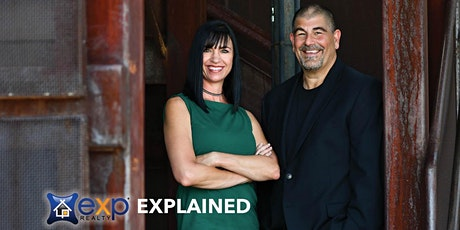 eXp Explained with Chuck and Angela Fazio tickets