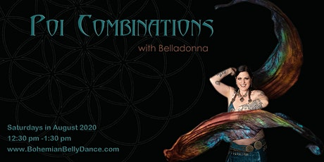 Poi Combinations with Belladonna ingressos