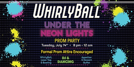 UNDER THE NEON LIGHTS- PROM PARTY tickets