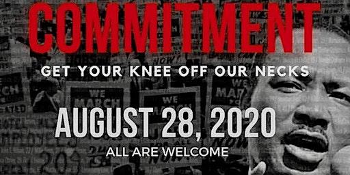 March on Washington DC 2020