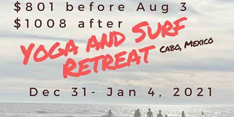 Yoga, Ayurveda and Ocean / Surf Retreat #1 tickets