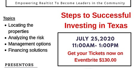 Steps to Successful Investing in Texas tickets