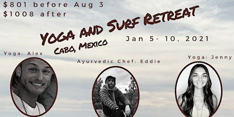 Yoga, Ayurveda and Ocean / Surf Retreat #2 tickets