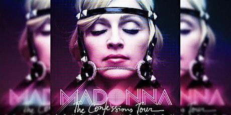 Madonna Confessions Tour Sydney tickets