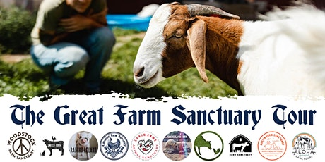 The Great Farm Sanctuary Tour tickets